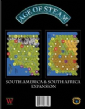Age Of Steam: South Africa & South America Expansion